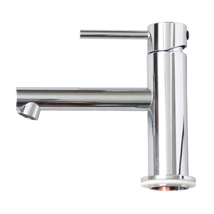 洗面機器(水栓) 水栓 SK-2:ストレート混合栓ショート クローム