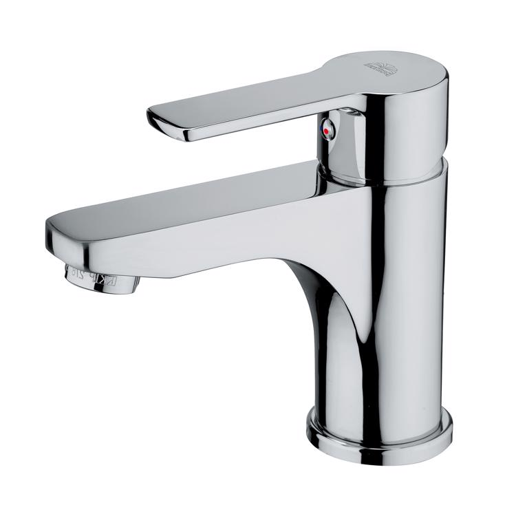 洗面機器(水栓) 水栓 SK-4:ストレート混合栓A(太径)