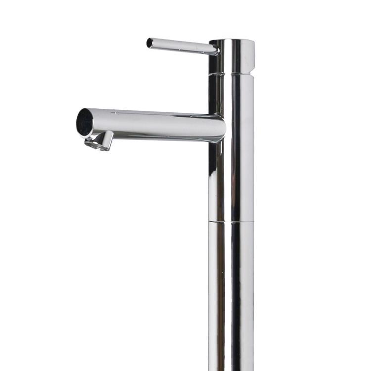洗面機器(水栓) 水栓 TK-2:ストレート混合栓トール