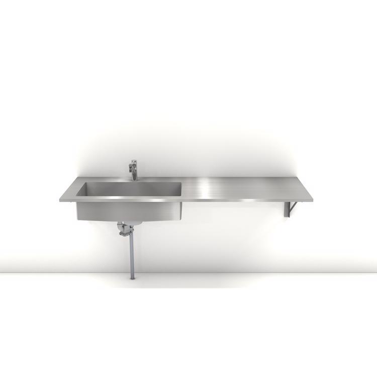 オーダーキッチン天板 スクエア760シンク