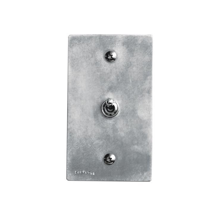 トグルスイッチ プレート01-1縦