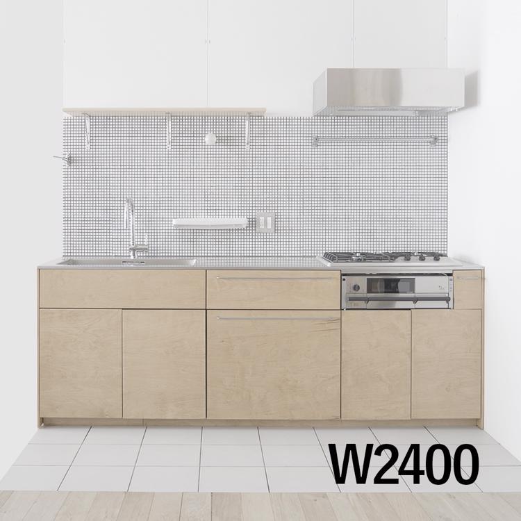 キッチンSETUP-01 W2400