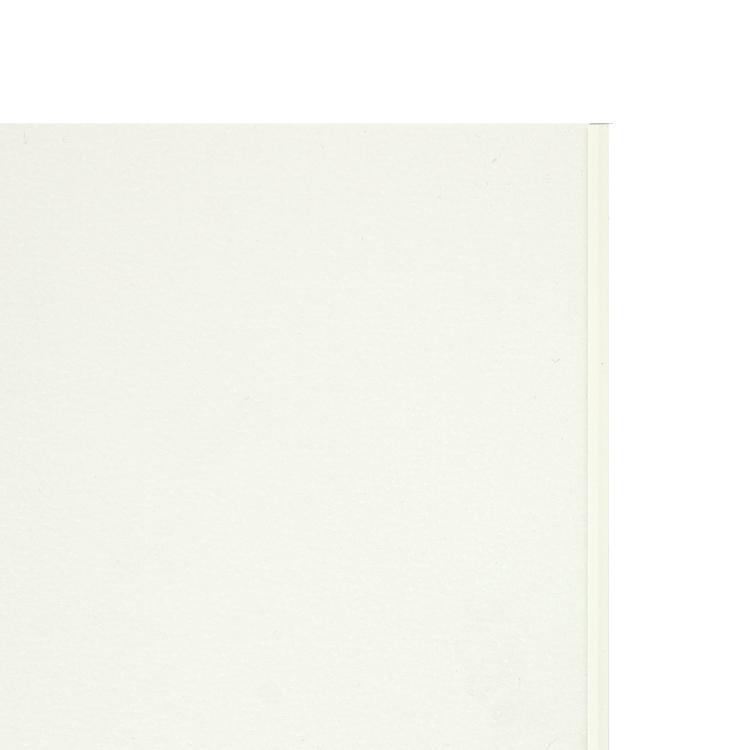 塗装のキッチンパネル マットホワイト