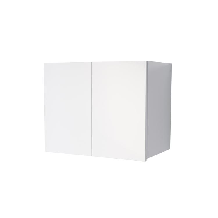 オーダー吊り戸棚 開き扉 ホワイト W410~800