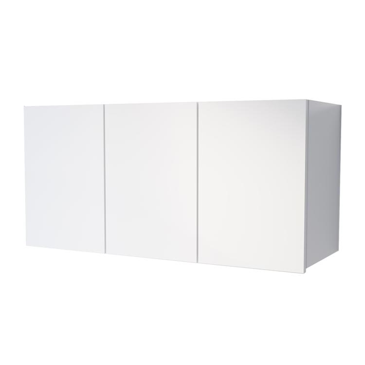オーダー吊り戸棚 開き扉 ホワイト W810~1200