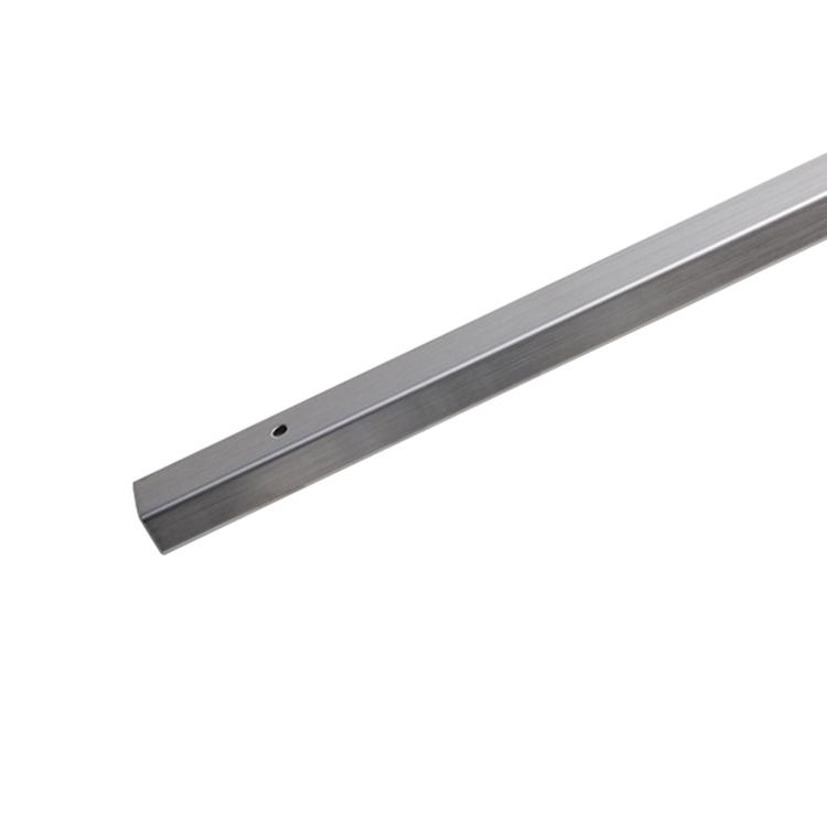 キッチン機器(他パーツ) キッチン天板T22用コンロフィラー ヘアライン