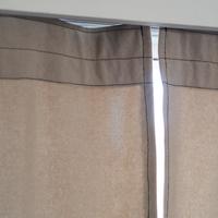 帆布カーテン フラット スタイル