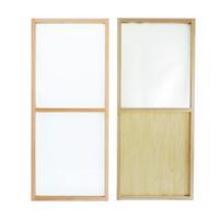 木製ガラス引き戸 サイズオーダー