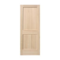 木製パインドア フラットドア W661
