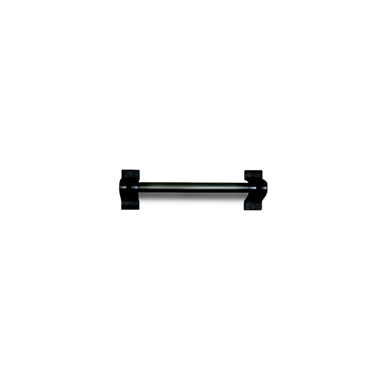 亜鉛メッキのマルチバー 黒亜鉛メッキ仕上 W250