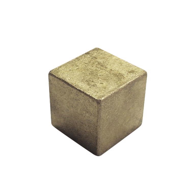 真鍮立方体つまみ 大サイズ
