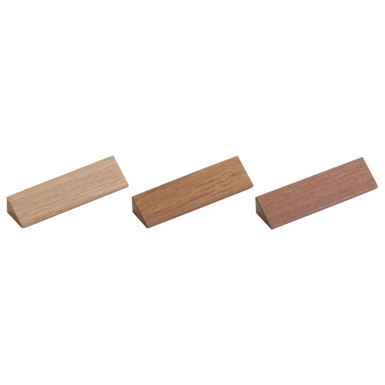 木製把手 三角タイプ