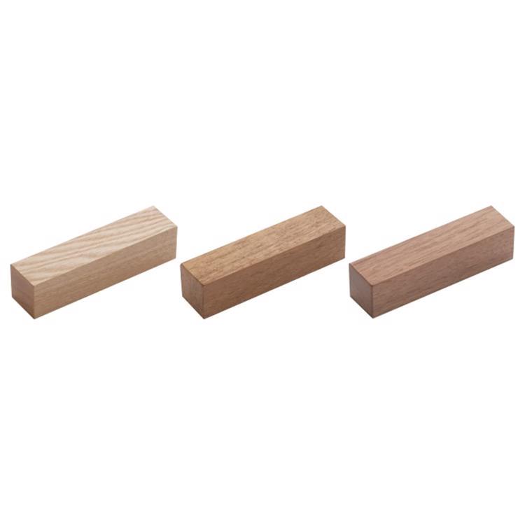 木製把手 四角タイプ
