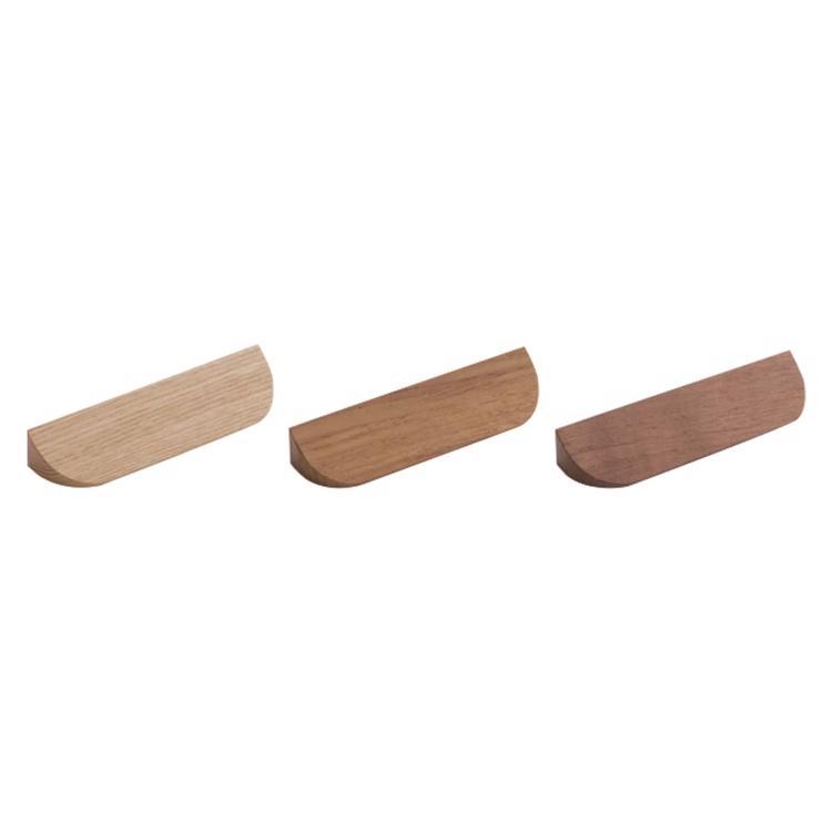 木製把手 三角Rタイプ