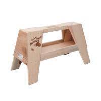 木製作業台 持ち手&工具トレイ付き