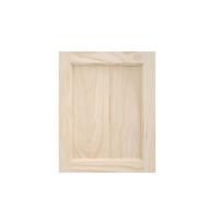 木製パインキャビネットドア フラット 400×500