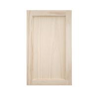 木製パインキャビネットドア フラット 400×680