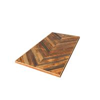 古材天板 ヘリンボーン1200×600