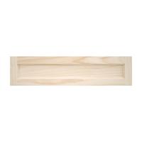 木製パインキャビネットドア フラット 750×175