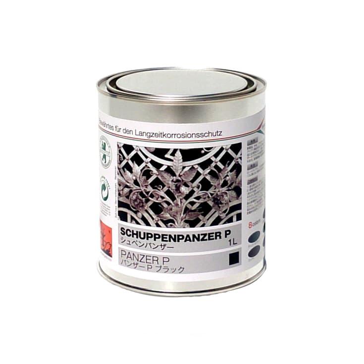 アイアン塗料 1L缶(ブラック)