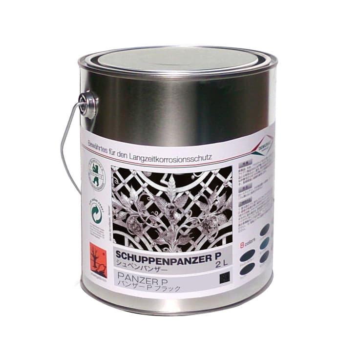 アイアン塗料 2L缶(ブラック)