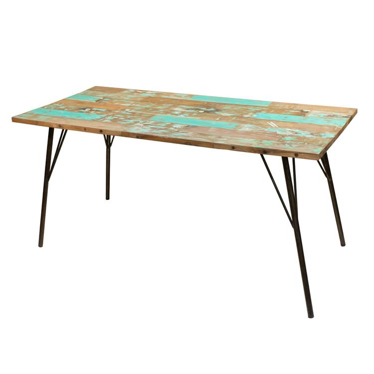 廃材家具 テーブル150 kano
