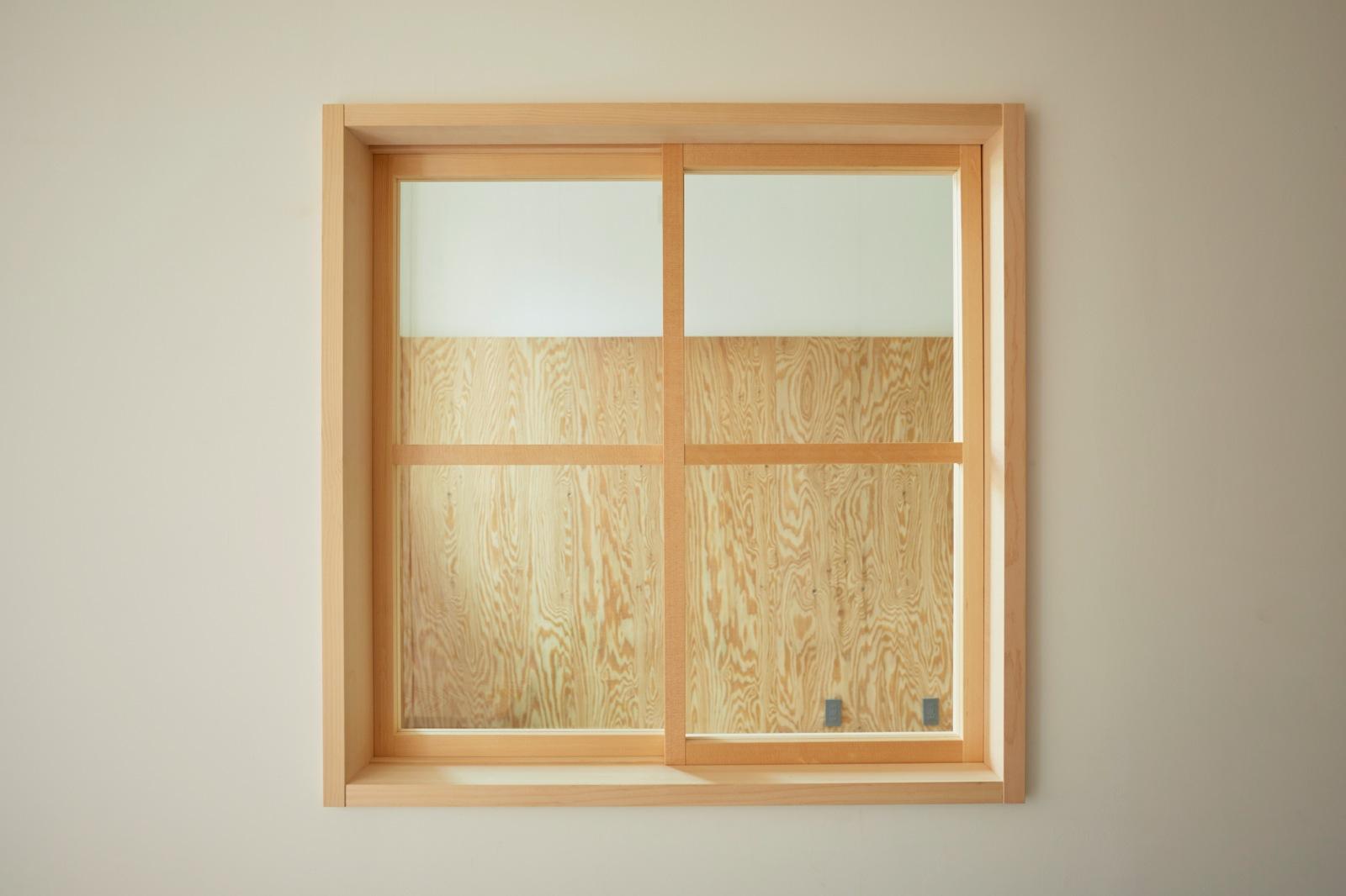 木製室内窓 引き違いタイプ | リ...